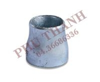 Galvanized threaded reducer