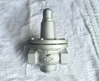 Taiwan pressure reducing valve threaded ends